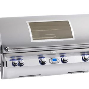 Echelon E1060i 8E1n W Built In Grill with Digital thermometer Magic View Window