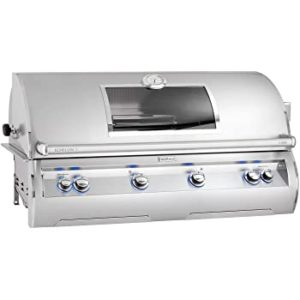 Echelon E1060i 8e1n w 48 Built In Grill with Analog Thermometer Magic View Window
