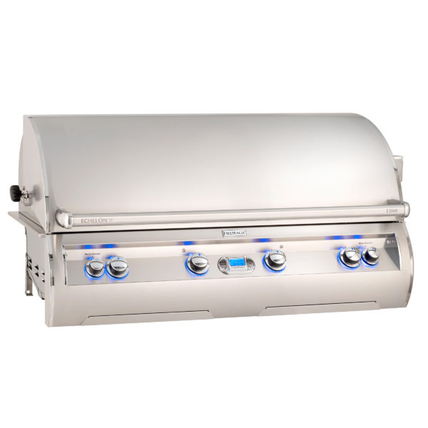 Echelon E1060i 8e1n w 48 Built In Grill with digital Thermometer